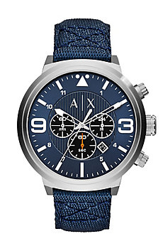 Navy Athletic Watch
