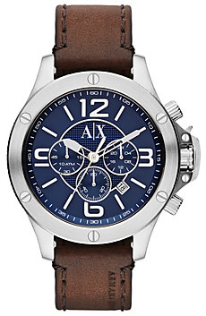 A|X Blue Face Watch