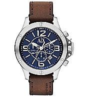 A|X Blue Face Watch