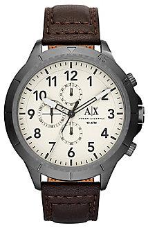 Brown Aeroracer Watch