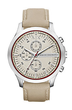Grey Chrono Hampton Watch