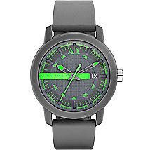 Colorflash Green Watch