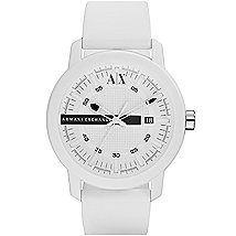 Colorflash White Watch