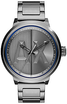 A|X Gunmetal Watch