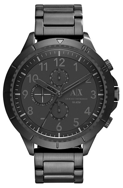 Black Romulus Watch