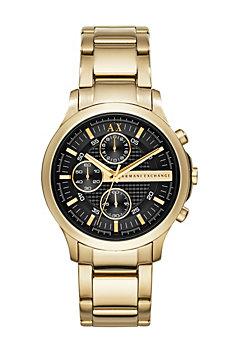 Gold Hampton Watch