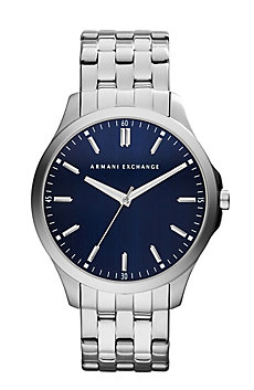 Blue Dial Hampton Watch