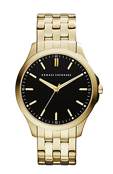 Gold Hampton Watch