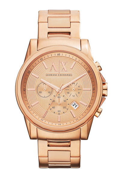 Rose Gold Outer Banks Watch