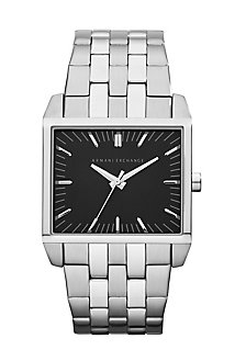 Silver Tenno Watch