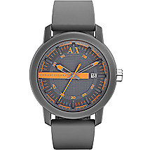 Colorflash Orange Watch
